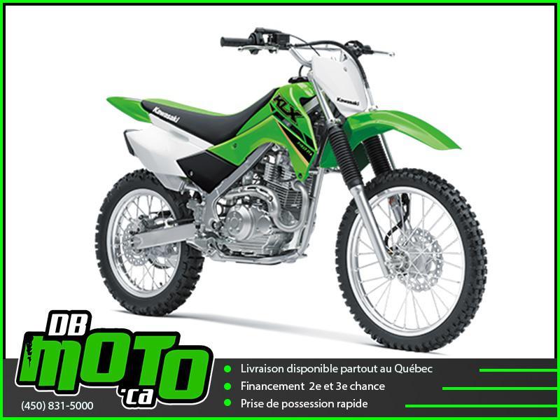 Kawasaki KLX 140 RL 2022