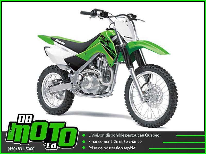 Kawasaki KLX 140 R 2022