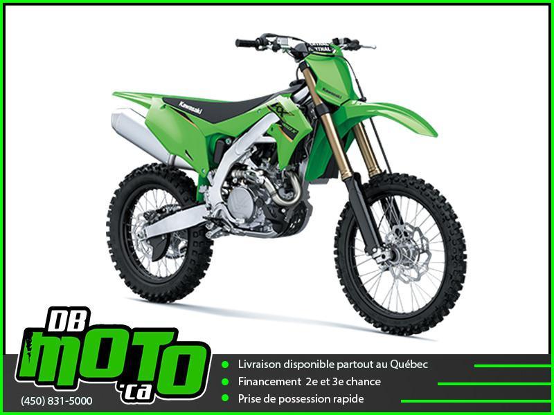 Kawasaki KX 450 X 2022