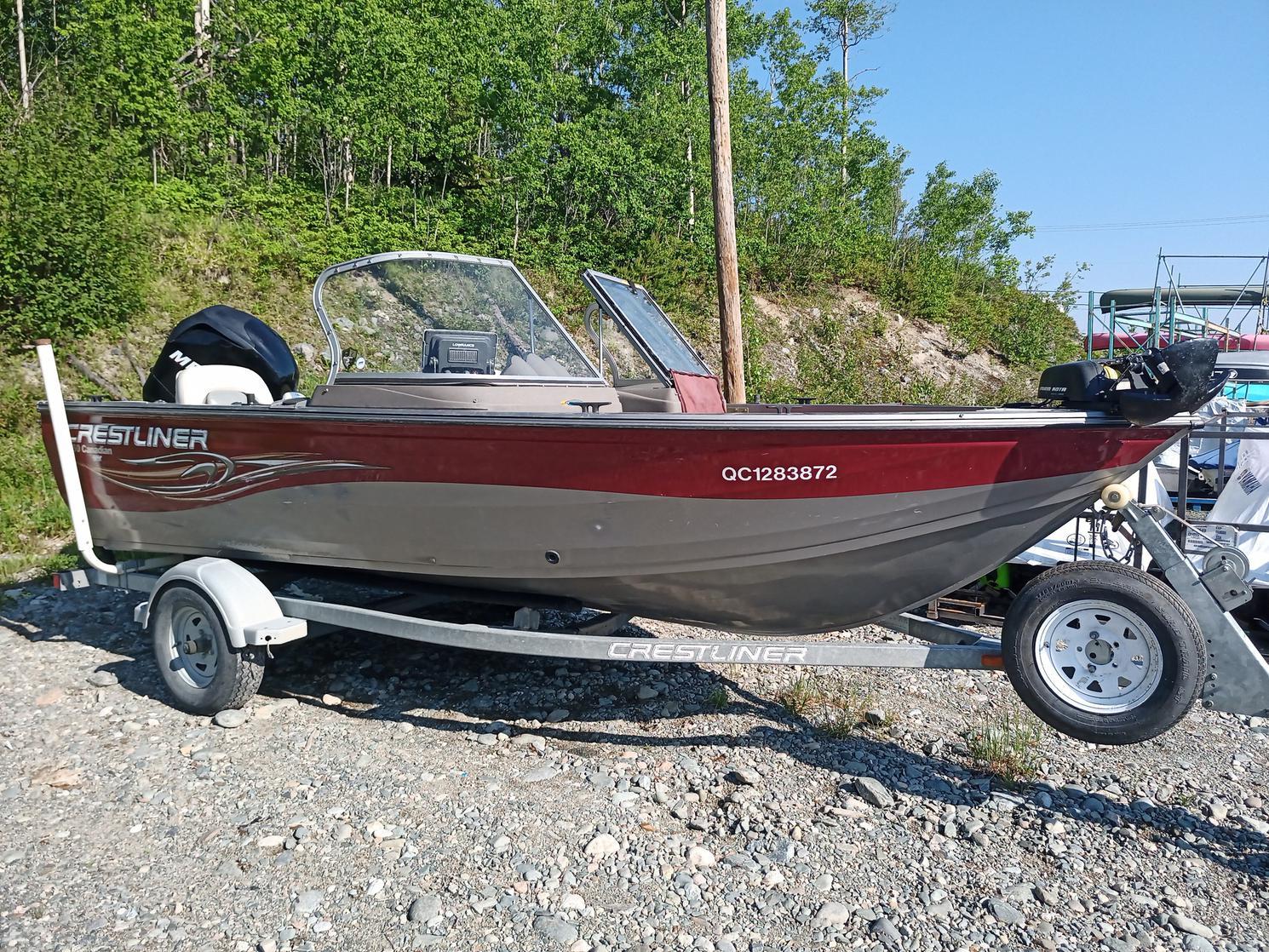 Crestliner 1650 Canadian Edition 2008