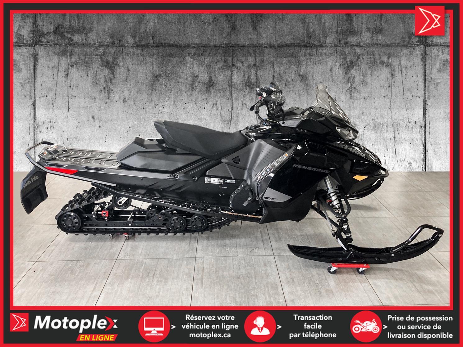 2021 Ski-Doo RENEGADE ADRENALINE 850 E-TEC 51$/semaine
