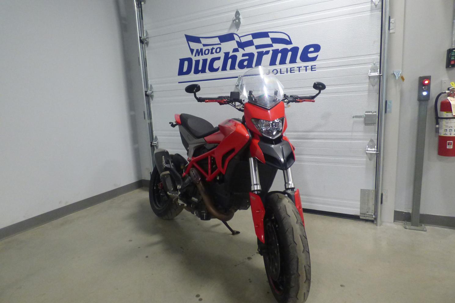 Ducati Hypermotard 821 2013