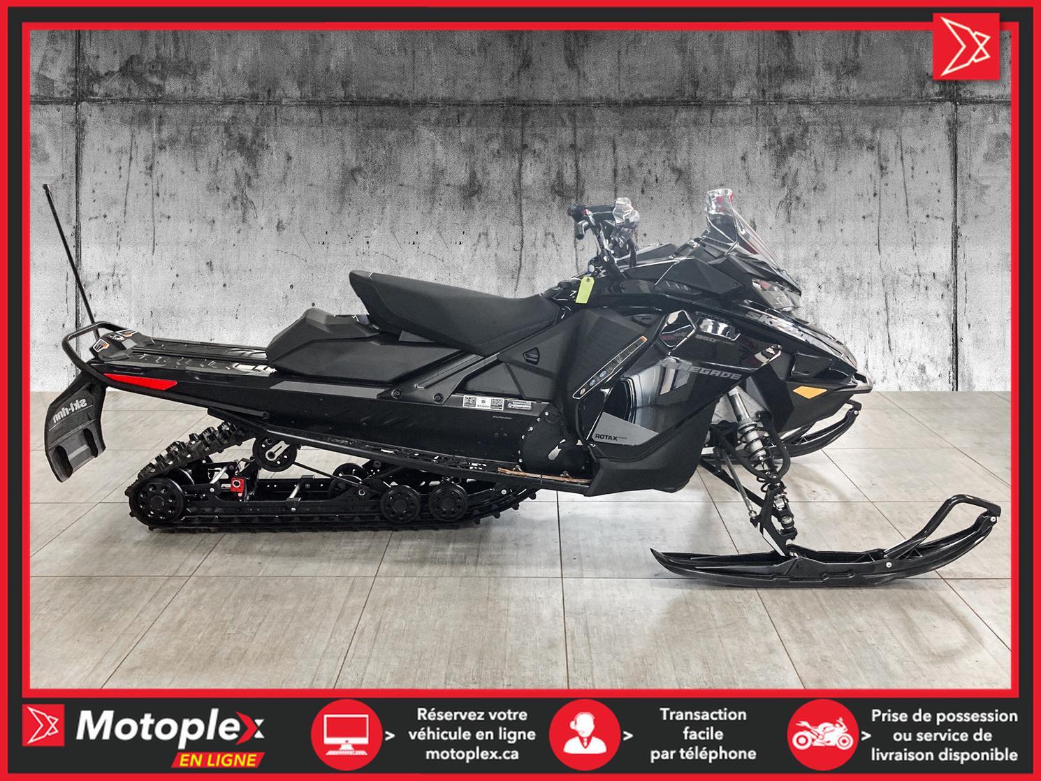 2021 Ski-Doo RENEGADE ADRENALINE 850 E-TEC 52$/SEMAINE