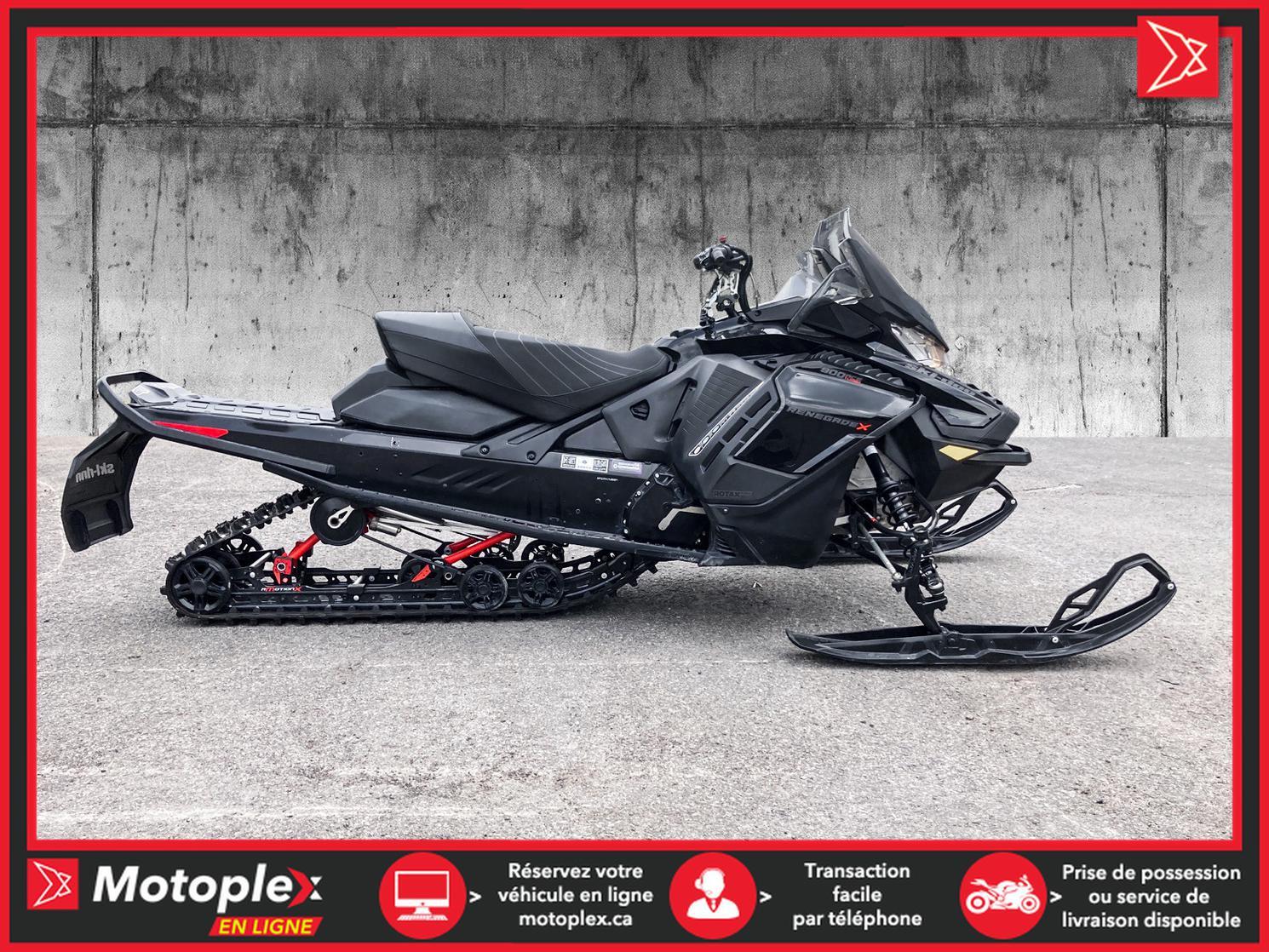 2021 Ski-Doo RENEGADE X 900 ACE TURBO - 57$/SEMAINE