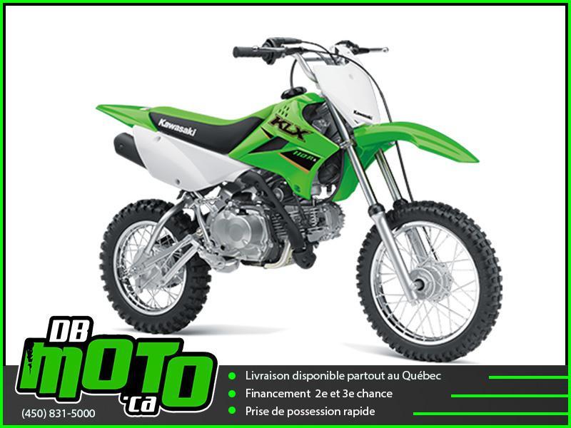 Kawasaki KLX 110 RL 2022