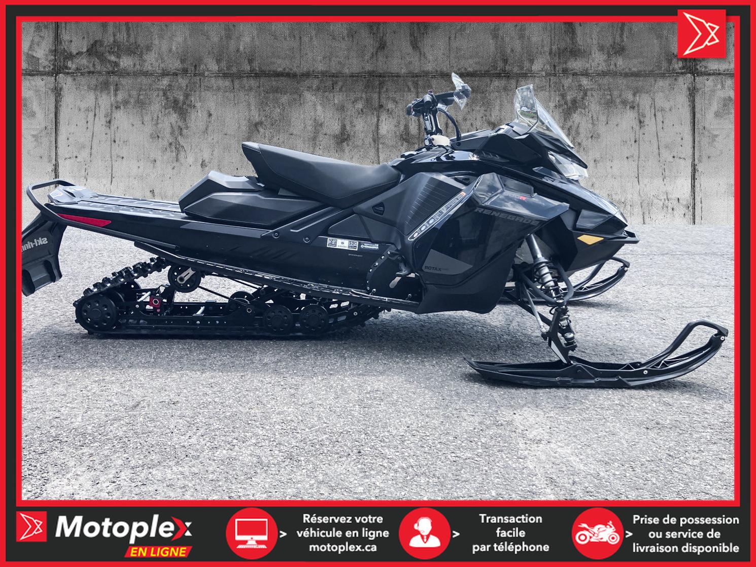 2021 Ski-Doo RENEGADE 600R E-TEC 44$/SEMAINE