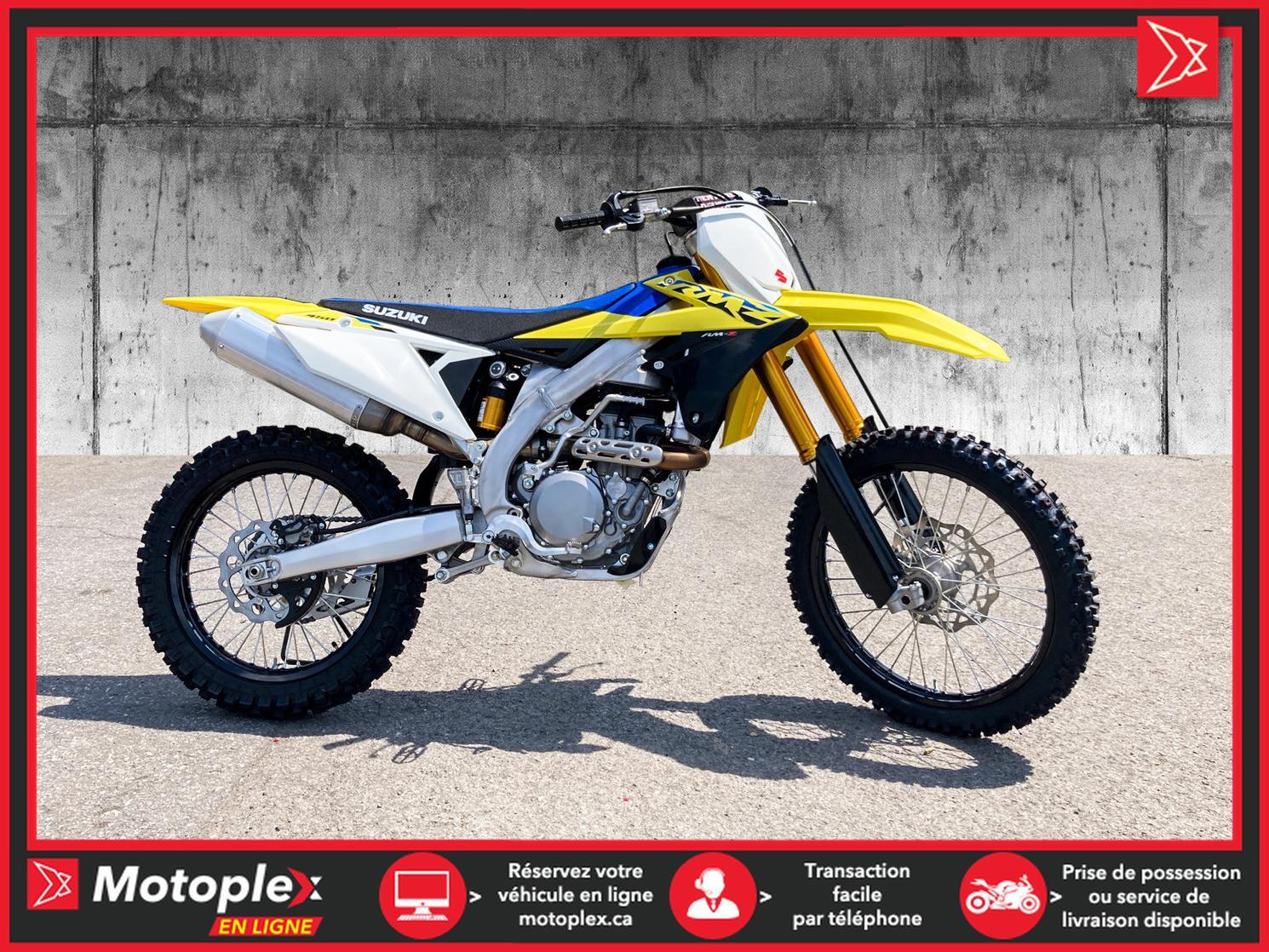 Suzuki RM-Z450 2021 2021
