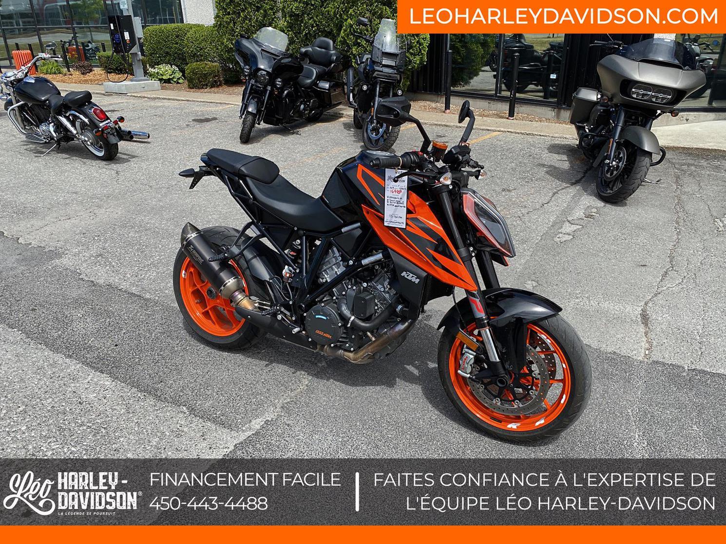KTM 1290 R 2019