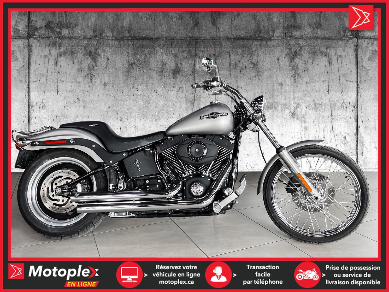 2007 Harley-Davidson SOFTAIL NIGHT TRAIN FXSTB 47$/semaine