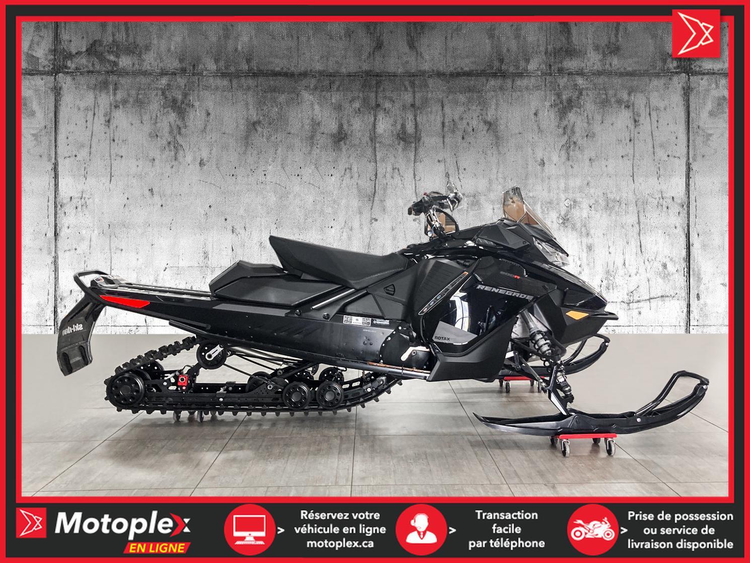 2021 Ski-Doo RENEGADE 600R E-TEC - 46$/SEMAINE