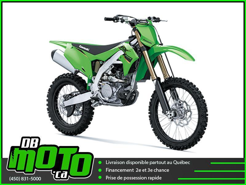 Kawasaki KX 250 X 2022