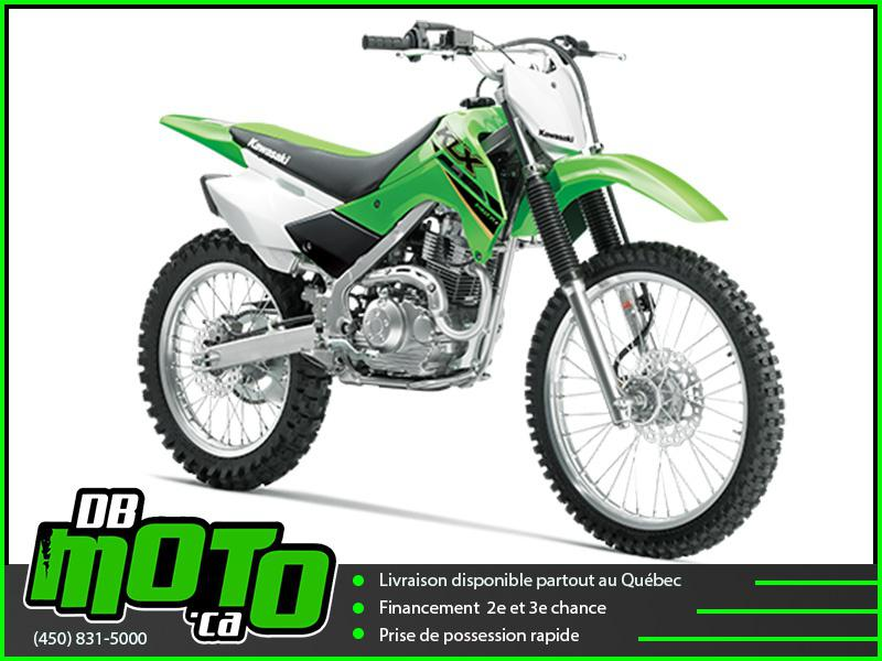 Kawasaki KLX 140 RF 2022