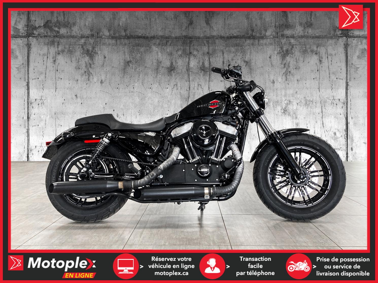 2019 Harley-Davidson SPORTSTER FORTY-EIGHT XL200X 47$/SEMAINE
