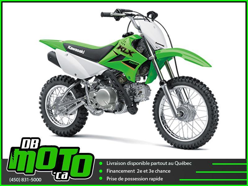 Kawasaki KLX 110 R 2022