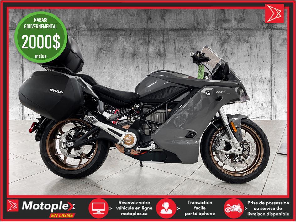 Zero Motorcycles Moto électrique - SR/S Standard 2021