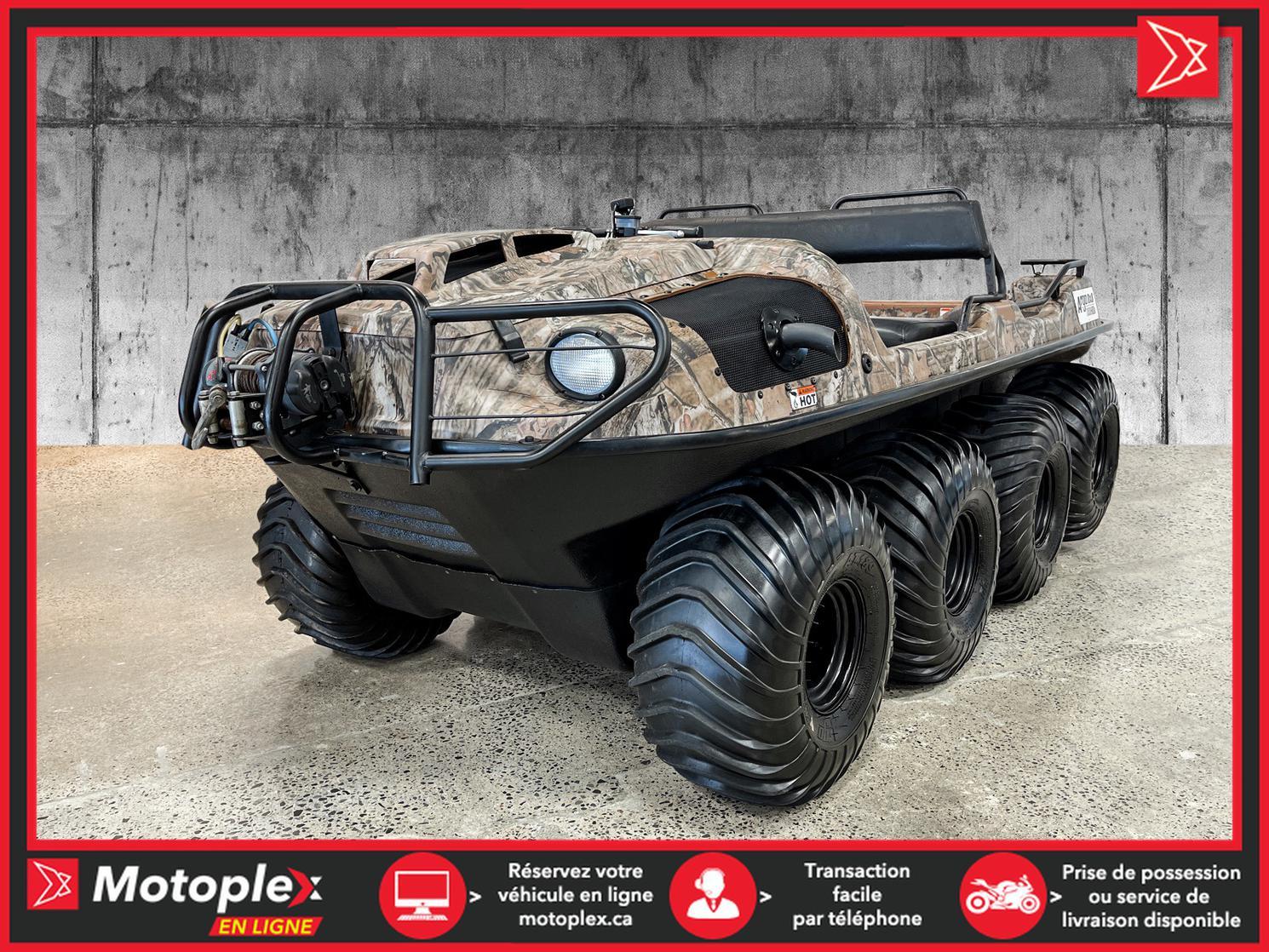 2014 Argo HDI 750 8X8 73$/SEMAINE