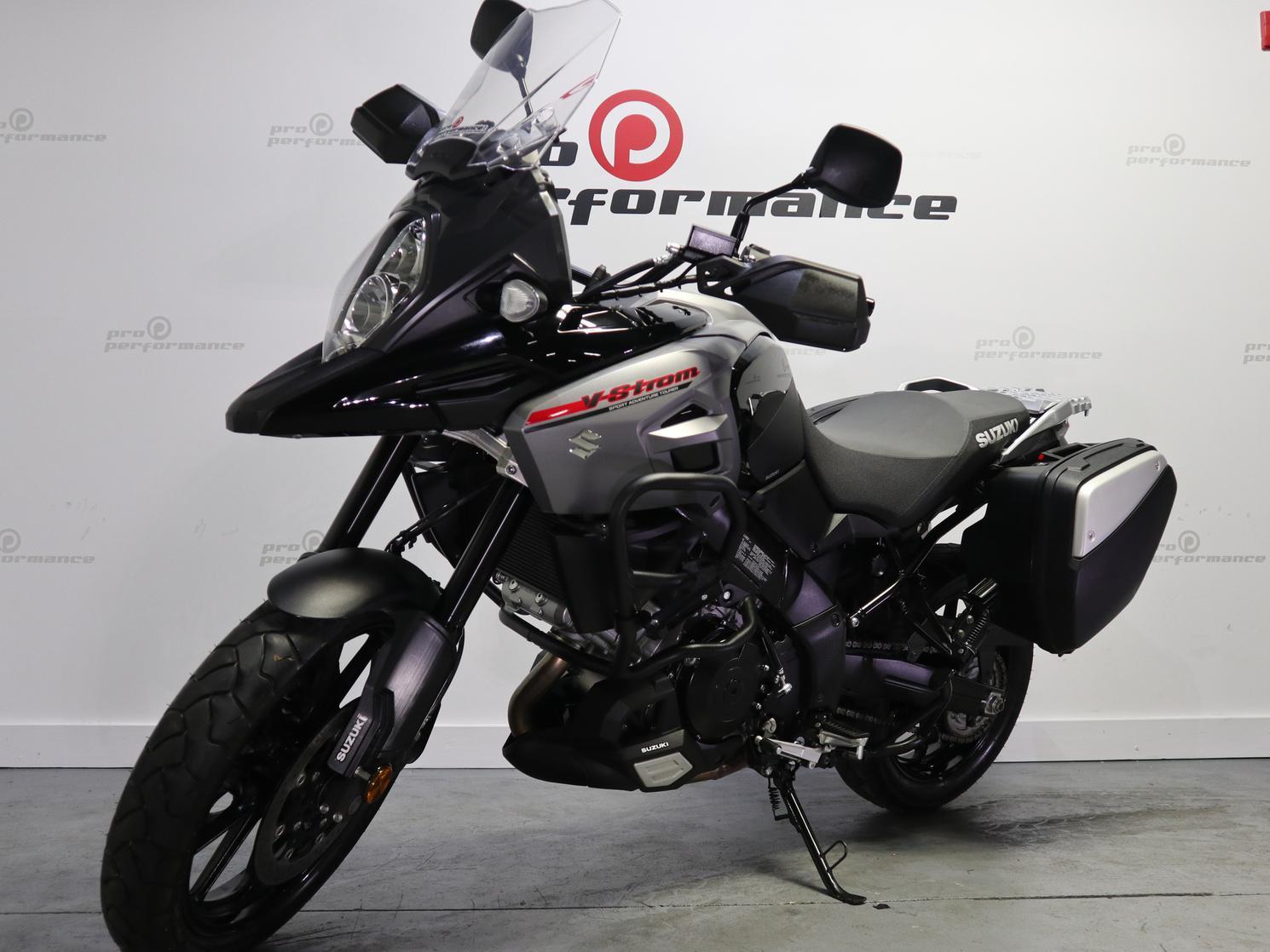 Suzuki V-Strom 1000 SE ABS 2018 - Seulement 50$/Sem