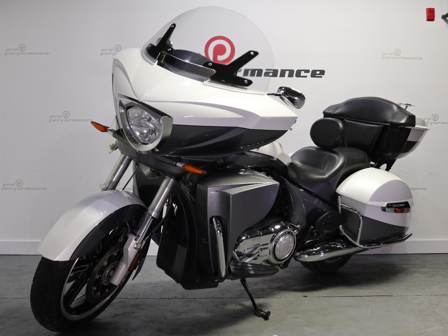Victory Motorcycles Cross Country Tour ABS 2015 - Seulement 43$/Sem