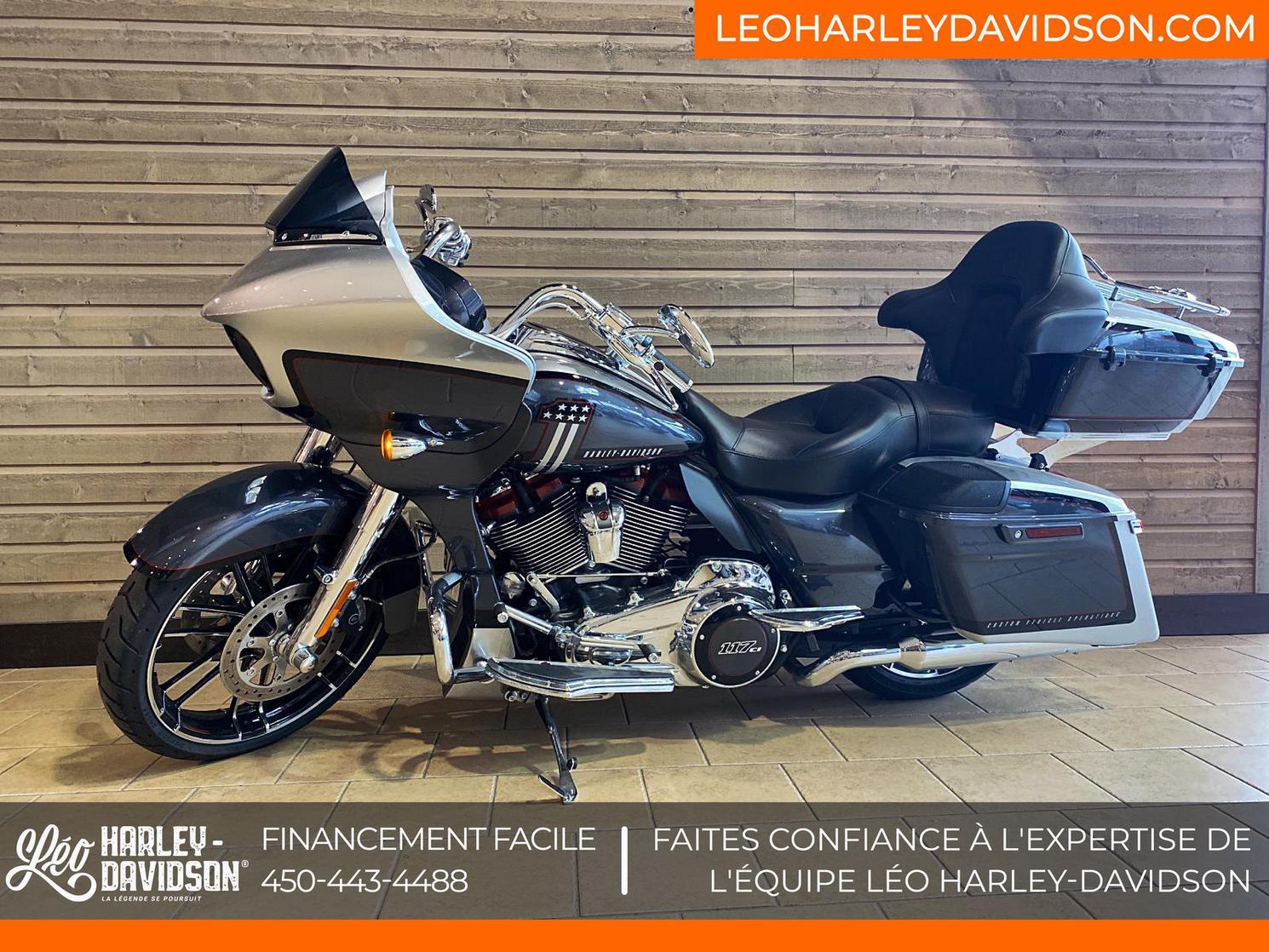 Harley-Davidson CVO-SE Road Glide 2019 - FLTRXSE
