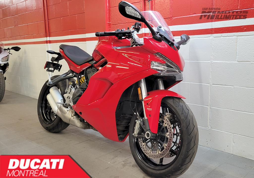 2017 Ducati Supersport Frais inclus+Taxes