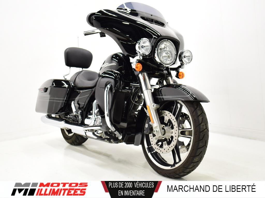 2016 Harley-Davidson FLHXS Street Glide spécial Frais inclus+Taxes