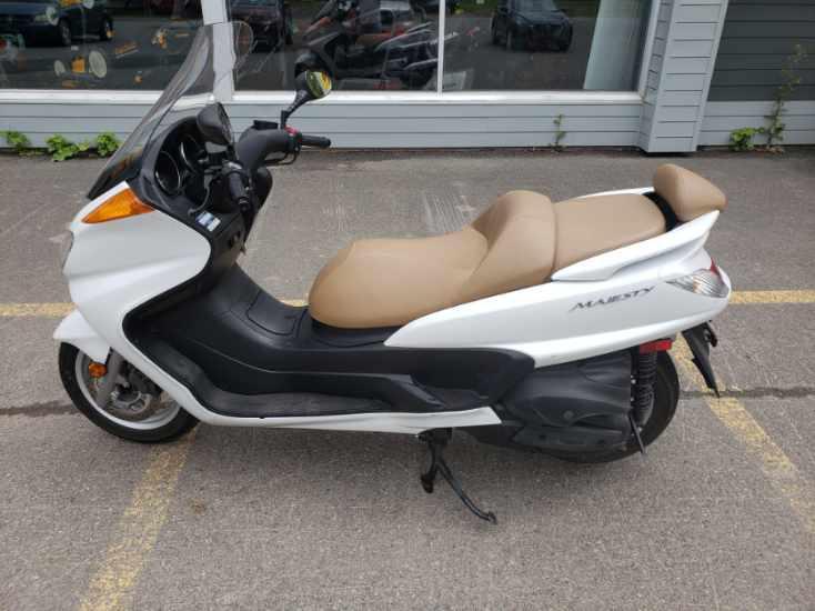 2010 Yamaha YP400