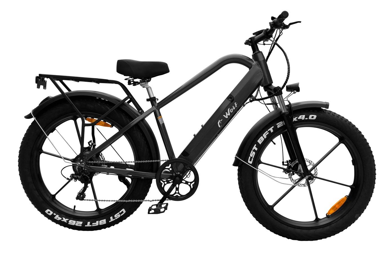 Daymak WOLF E-bike 48V 2021