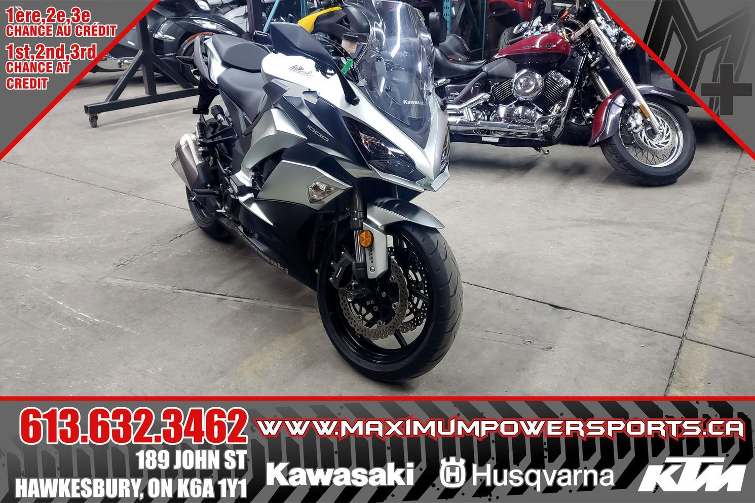 2018 Kawasaki NINJA 1000 ABS - NINJA 1000 ABS