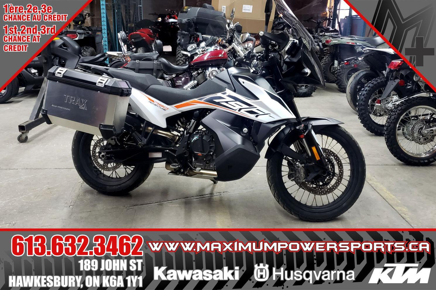 KTM ADVENTURE 890 2020 - ADVENTURE 890