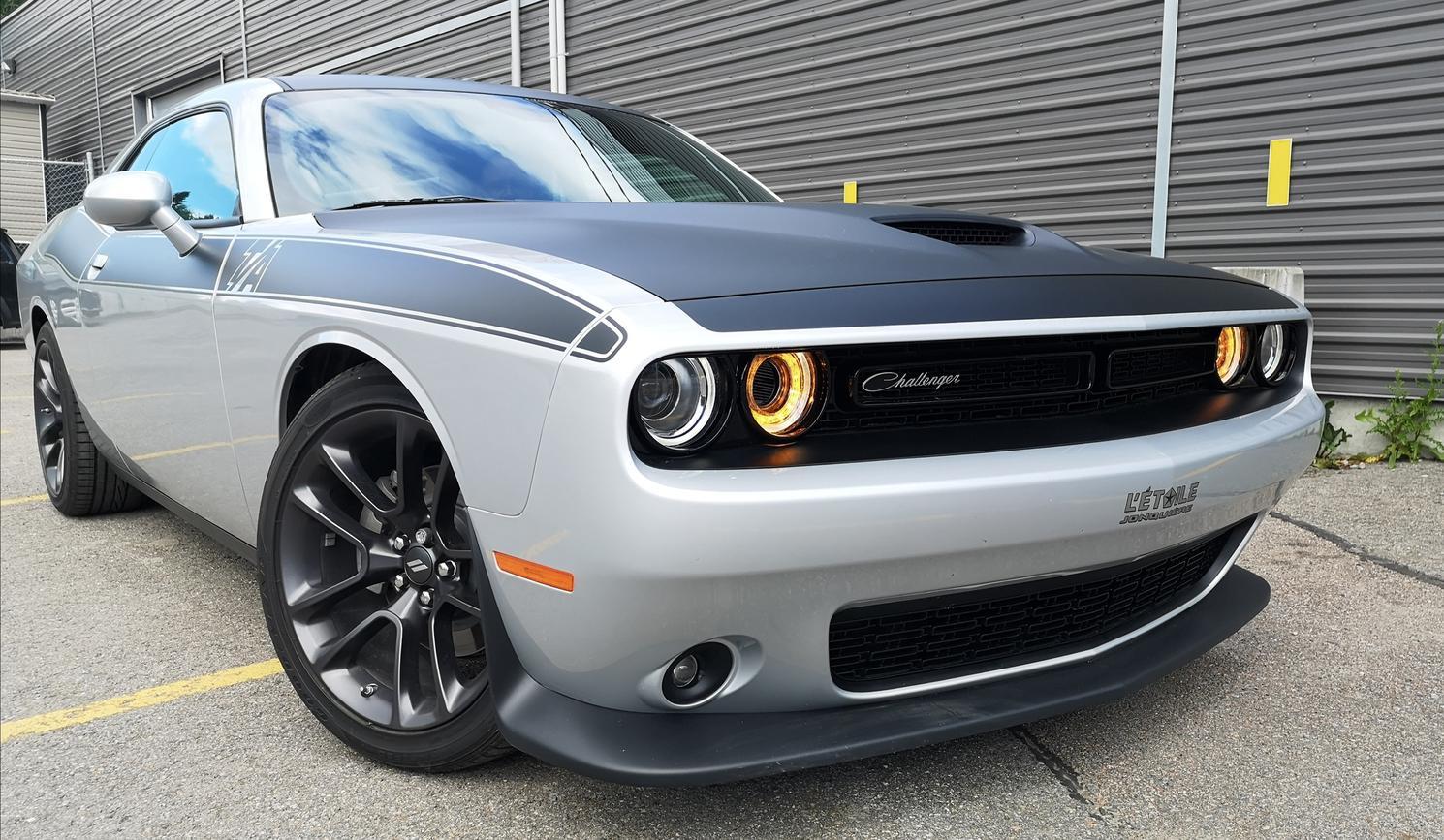Dodge Challenger R/T T/A - V8 2021