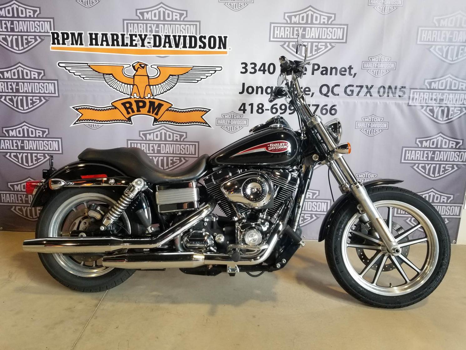 K303098 Harley-Davidson Dyna Low Rider 2008