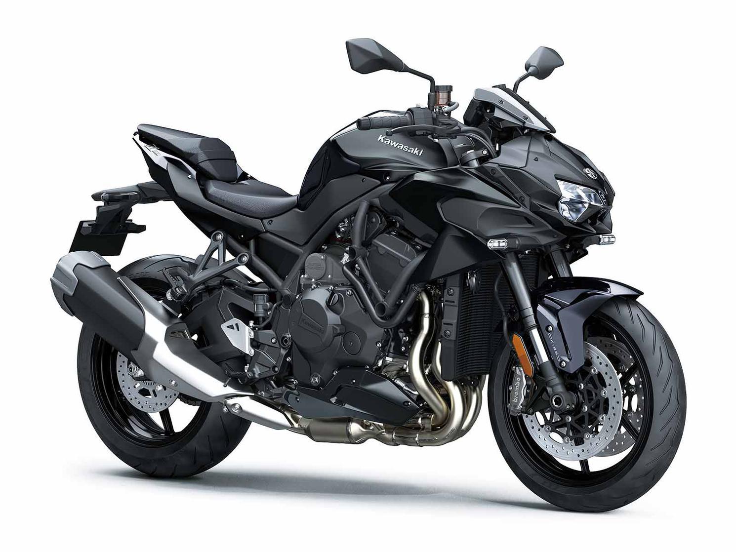 2020 Kawasaki Z H2 - ZR1000KLF