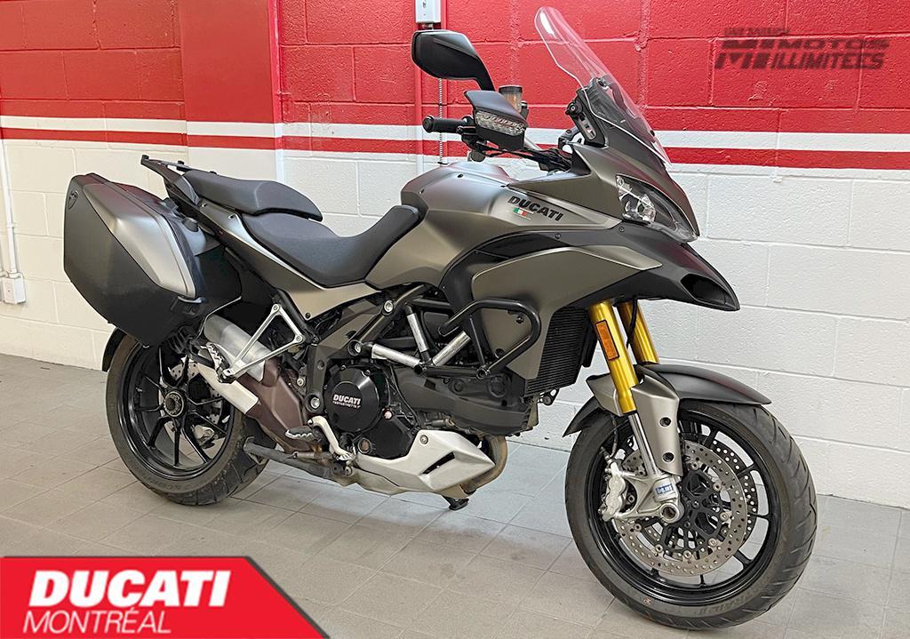 2012 Ducati Multistrada 1200 Touring Frais inclus+Taxes