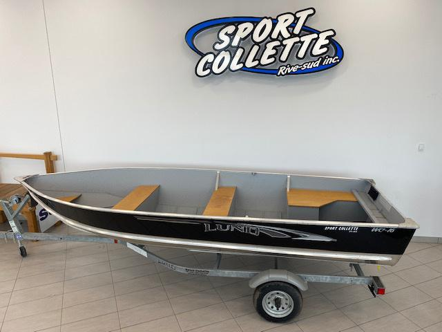 Lund Boat Co WC-16 2019