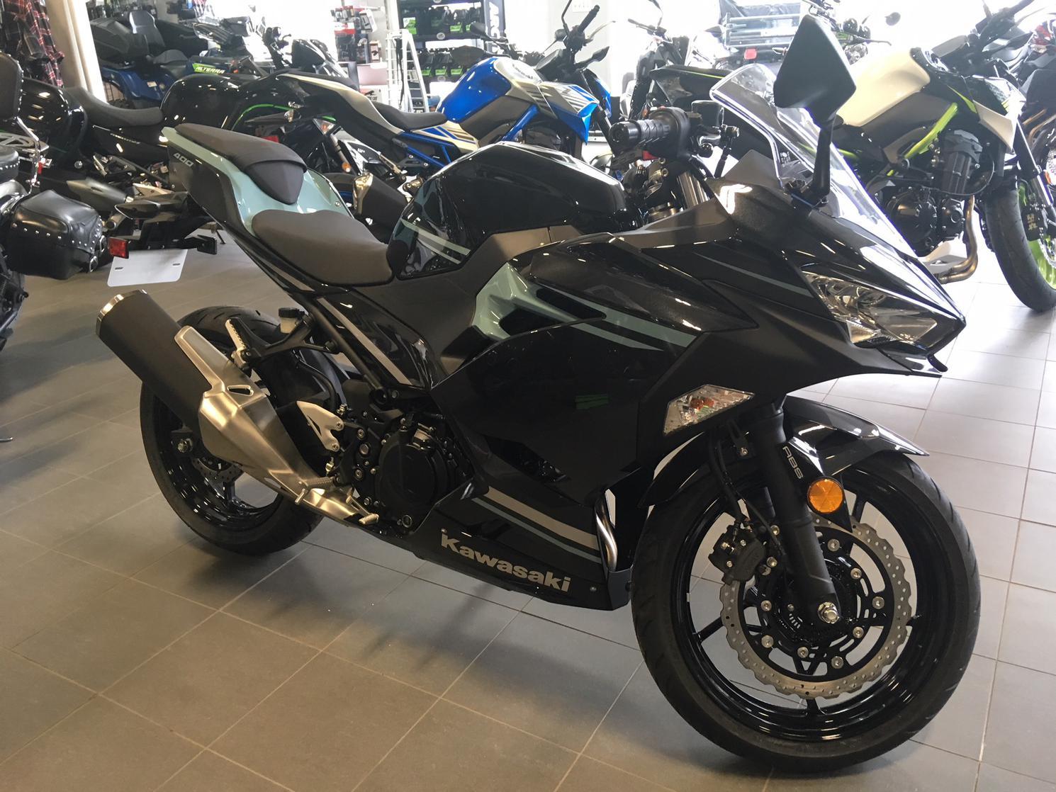 Kawasaki NINJA 400 ABS 2020 - EX400 ABS