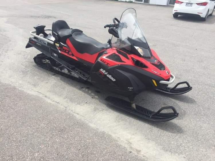 2020 Ski-Doo SKANDIC WT 600 ACE