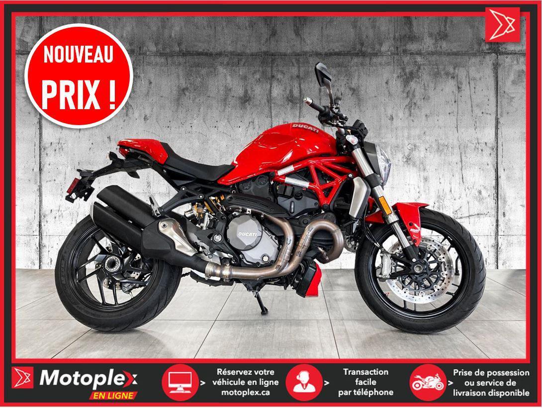 2019 Ducati MONSTER 1200 ABS 57$/SEMAINE