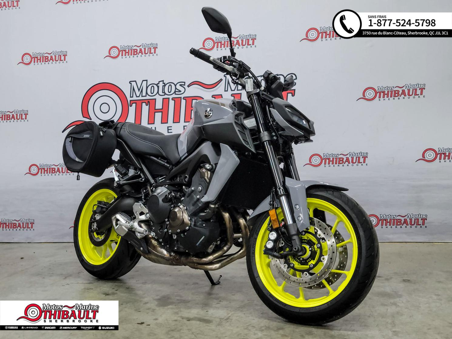 2017 Yamaha FZ-09 Naked ABS