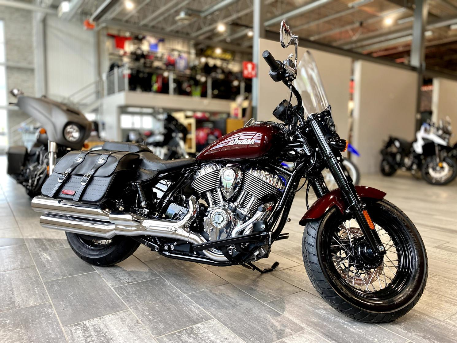 Indian Motorcycle INDIAN SUPER CHIEF LIMITED ABS 2022