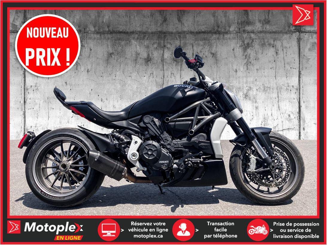 2016 Ducati X DIAVEL - 57$/SEMAINE