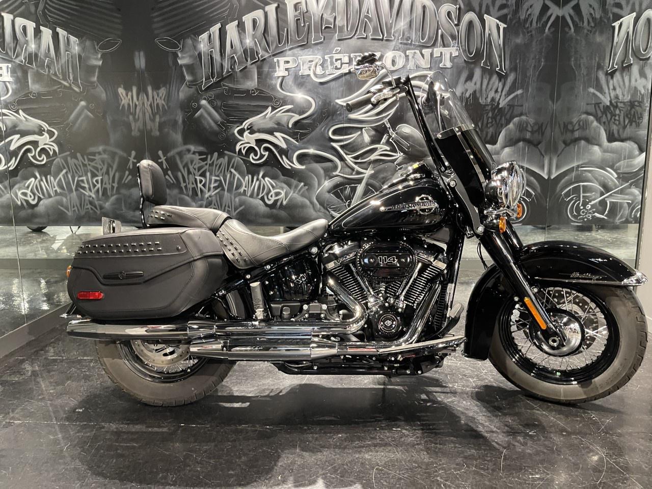 2019 Harley-Davidson SOFTAIL FLHCS - HERITAGE