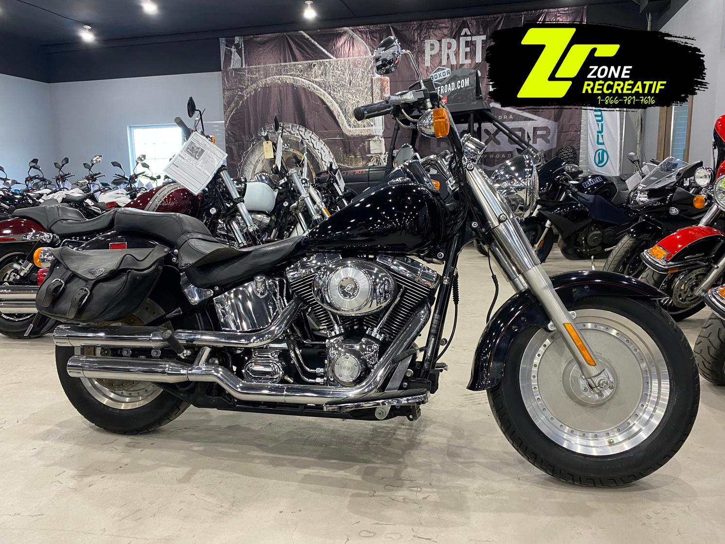 2000 Harley-Davidson FLSTF FATBOY