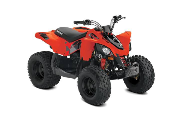 2020 Can-Am DS 90™