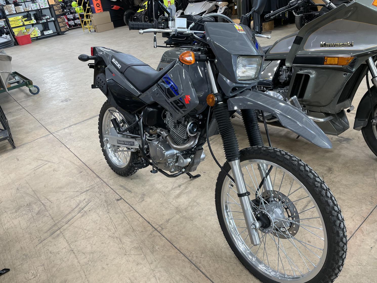 2020 Suzuki DR 200