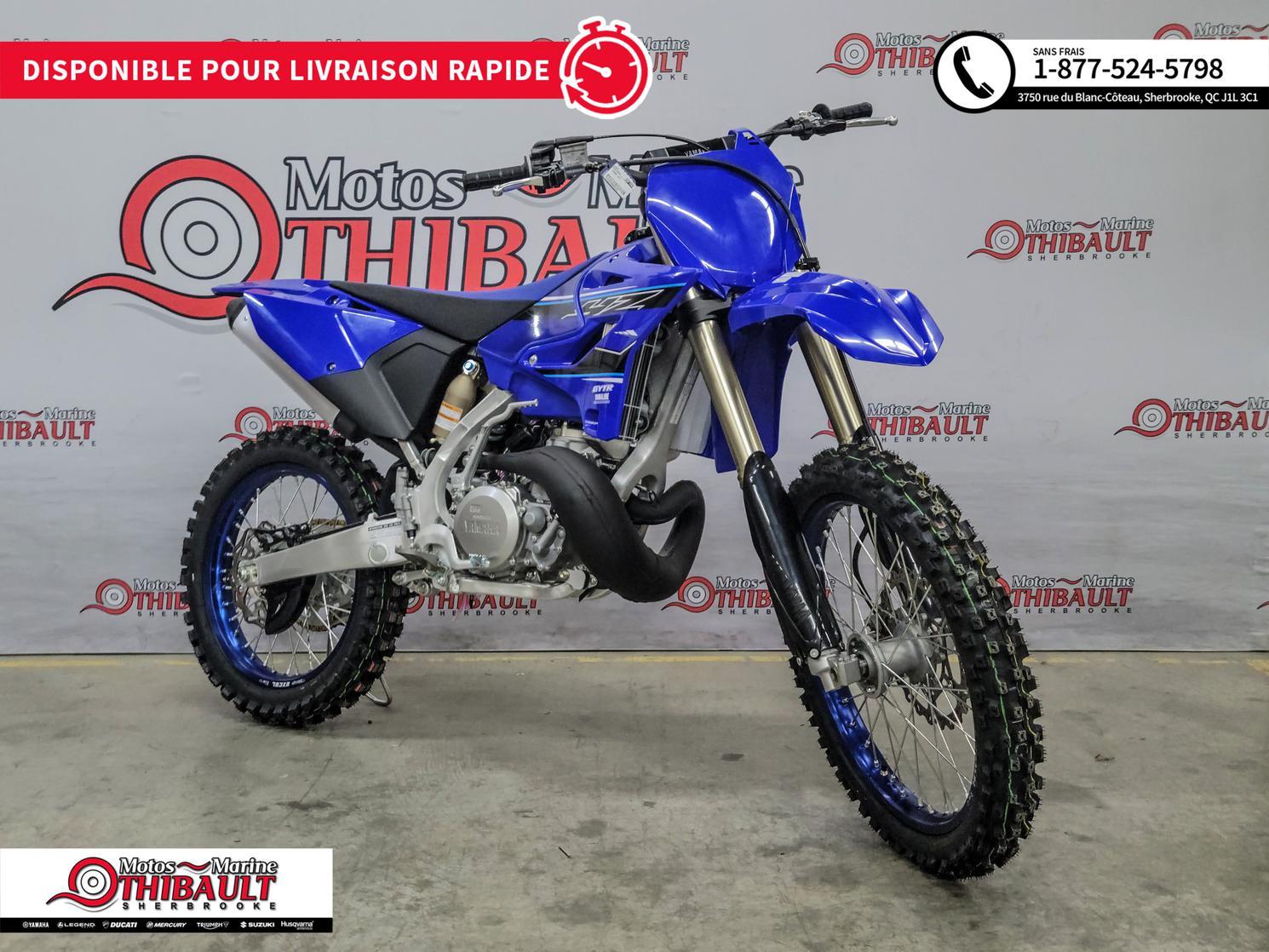 Yamaha YZ 250 2021