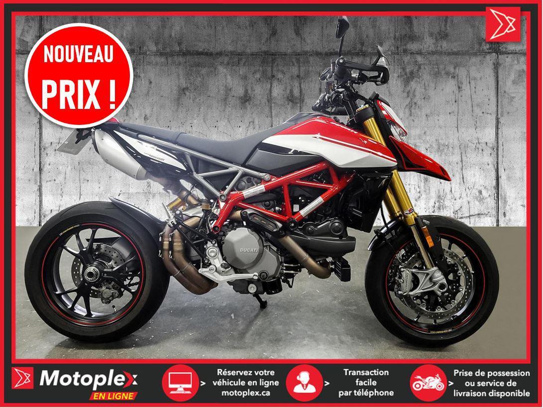 2019 Ducati HYPERMOTARD 950SP 62$/SEMAINE