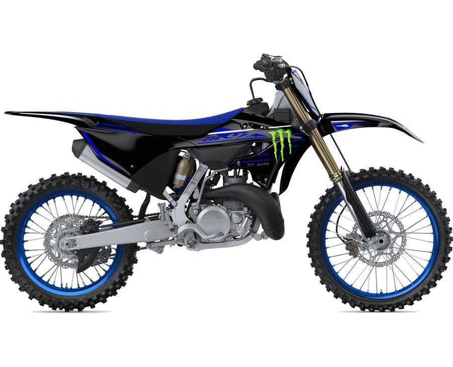 2022 Yamaha YZ250  Monster Energy Frais inclus+Taxes