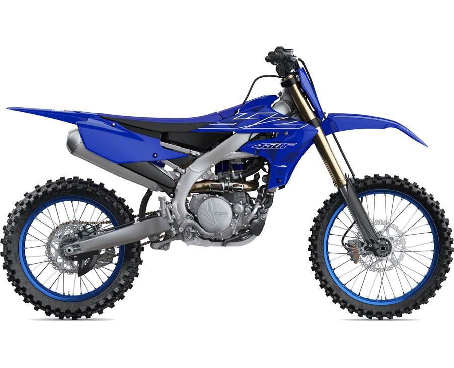 2022 Yamaha YZ450F Frais inclus+Taxes