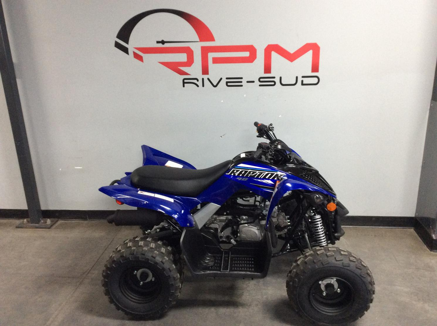 Yamaha RAPTOR 90 2021 - YF90RML