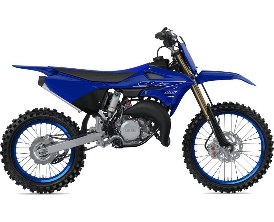 2022 Yamaha YZ85LW Grandes roues Frais inclus+Taxes